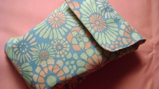 Diaper Clutch Tutorial - Diary of a Quilter - a quilt blog