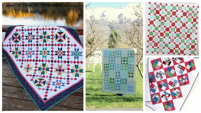 Quilt tutorials from Diary of a Quilter blog by Amy Smart