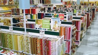 How to shop at a fabric store