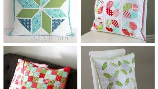 Easy Trick: Make a Back for Any Pillow Size