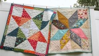 Baby Quilt & Gift Tutorials