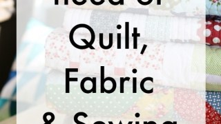 Charities for Quilt and Fabric Donations