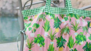 Favorite Reversible Tote Bag Tutorial