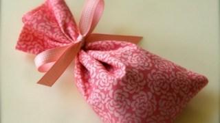 Make your own Lavender Sachets