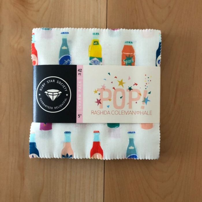 Inspiration from Modern Quilt Shop, Quilt Sandwich Fabrics by popular US quilting blog, Diary of a Quilter: image of Home collection by Sarah Golden for Andover.