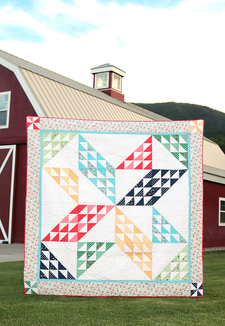 Brand new pattern: Sugarhouse Star | Diary of a Quilter - a quilt blog