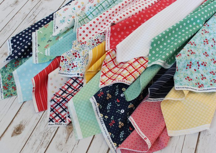 Meet updated Fort Worth Fabric Studio + Giveaway by popular Utah quilting blog, Diary of a Quilter: image of Fort Worth Studio fabric.