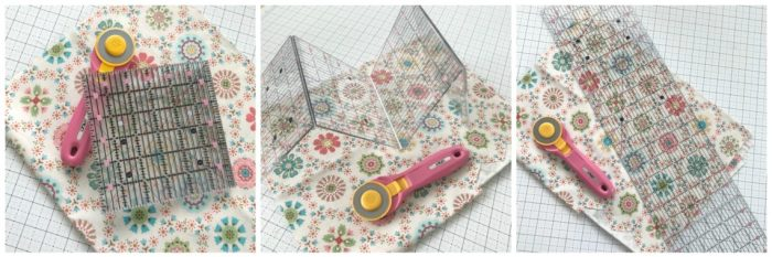 Brand New Gifts for Quilters featured by top US quilting blog, Diary of a Quilter: folding quilting ruler