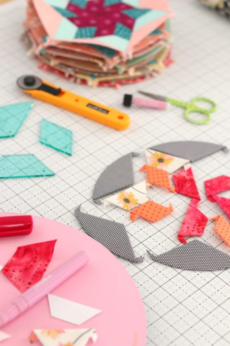 English Paper Piecing Supplies