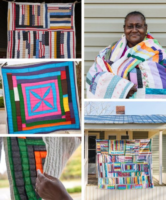 Current Quilters of Gee's Bend on Etsy