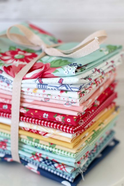 Notting Hill fat quarter bundle - collection by Amy Smart for Riley Blake Designs