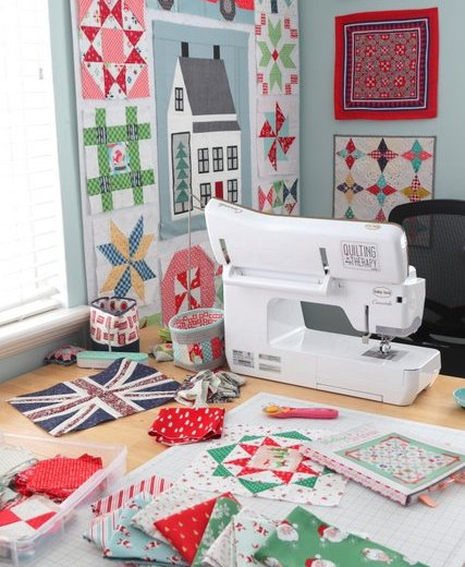 Christmas Sewing with Baby Lock Crescendo Sewing Machine