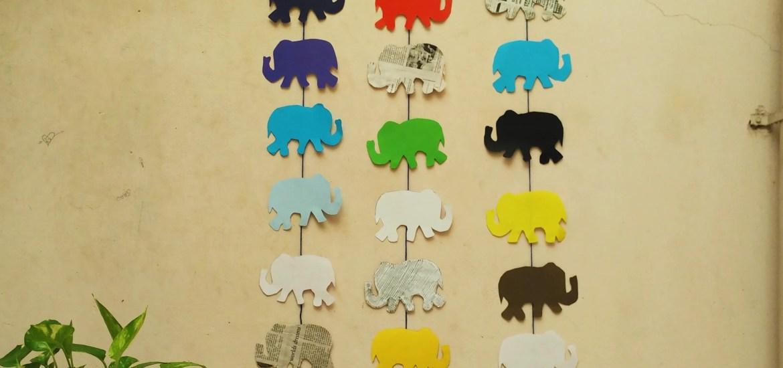 Top 5 Easy Diy Wall Hangings Using Paper Diarytale