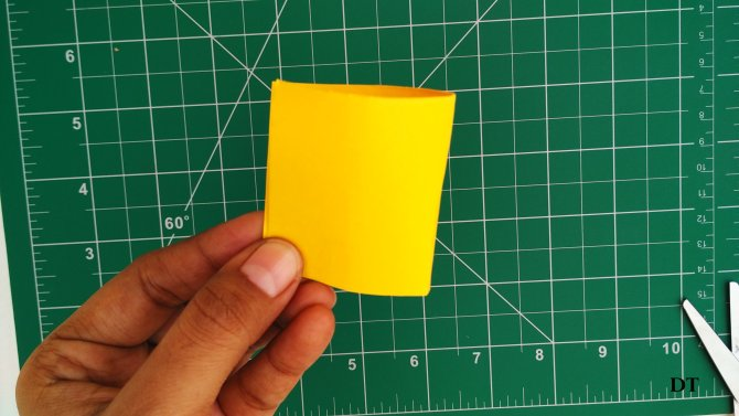 how to make origami cube?