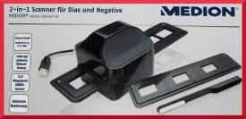 USB-Diascanner von Medion im Test