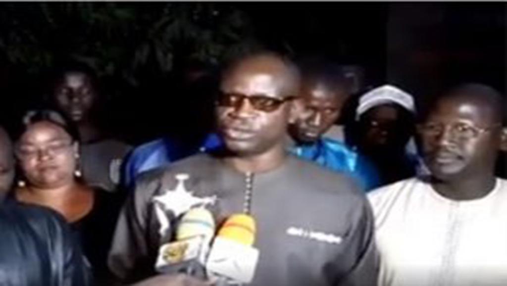 Cheikh Tidiane Diouf: Je veux être le Secrétaire Général du partie socialiste section Diass