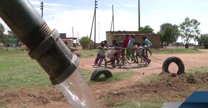 Un projet d'adduction d'eau potable pour le village de mbeye wokane