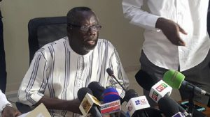 Office du Bac: Babou Diaham « out », les étudiants applaudissent…