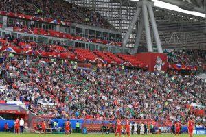 Russie 2018: J-41, 41 buts dans la mauvaise direction