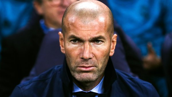 Real Madrid : Zinedine Zidane part !