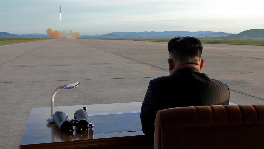 Corée du Nord: le site d'essais balistiques, destiné à être détruit, a été identifié