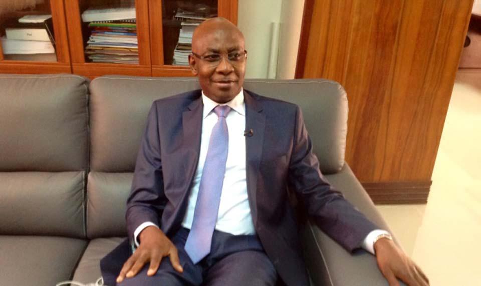 Sérigne Mbaye Thiam: nommé vice-président du partenariat mondial pour l'éducation