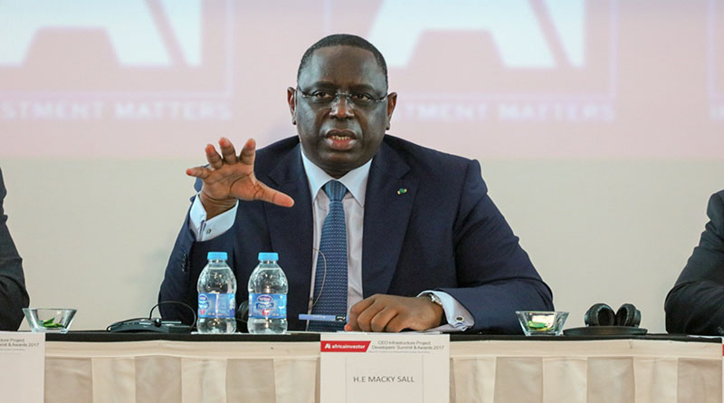 Le Président Sall sur l'intégration de la Société Civile dans le COS/Petrogaz
