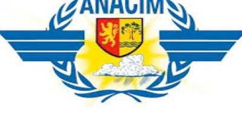 pluies et orages faibles à modérés dans les régions sud (anacim)