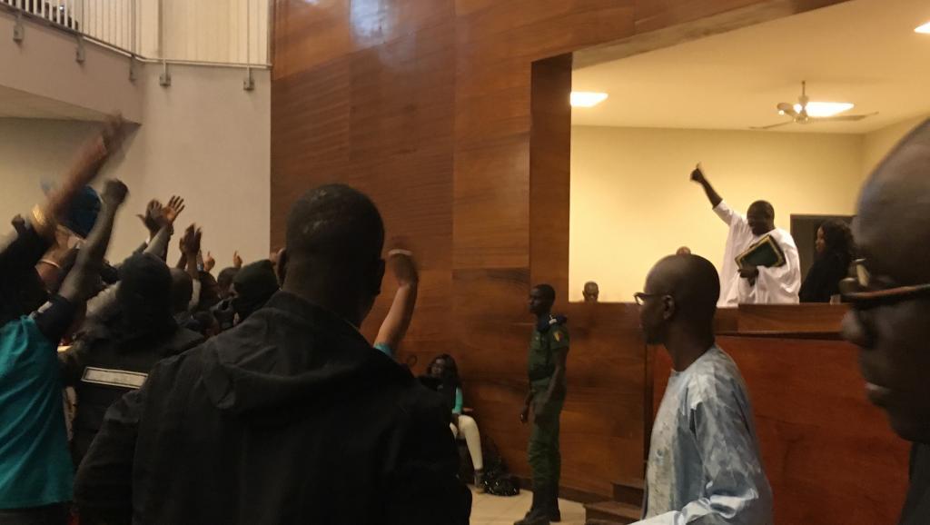 Sénégal: la Cour de justice de la Cédéao donne raison à Khalifa Sall