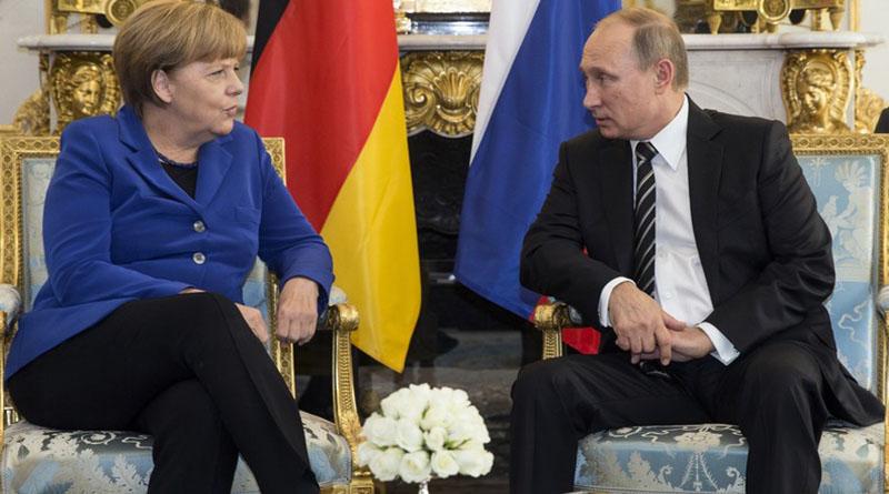 Rencontre Merkel-Poutine: un rapprochement entre les deux dirigeants