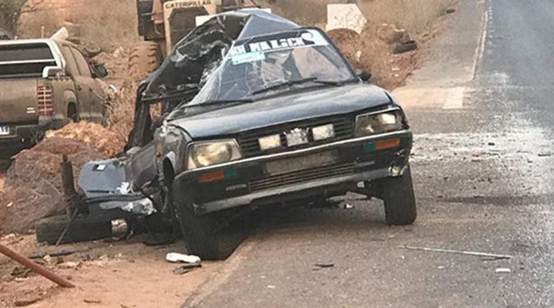 Deux pèlerins de retour du Hajj périssent dans un accident entre Aibd et Mbour