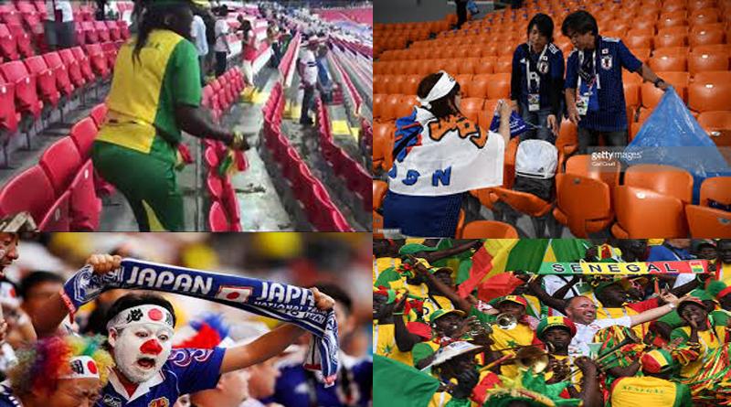Les fans du Sénégal en lice pour le prix FIFA des meilleurs supporters