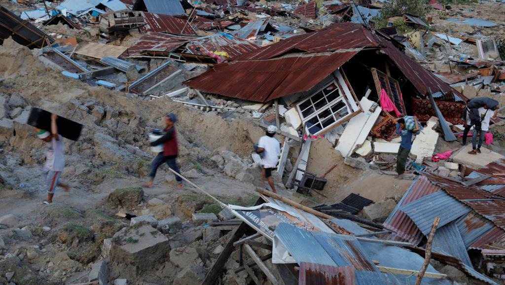 Indonésie: l'ampleur de la catastrophe reste encore à déterminer