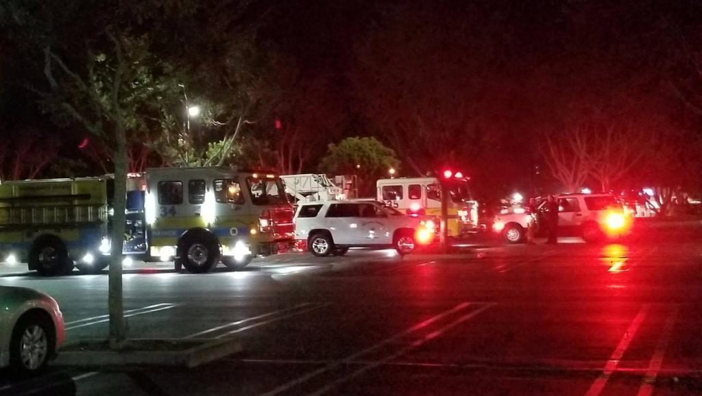 Etats-Unis: au moins douze morts dans une fusillade en Californie