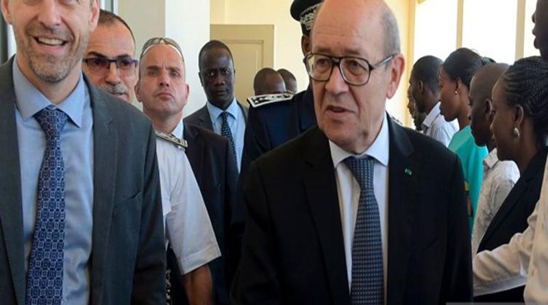 Cyber sécurité-la première pierre d'une école de formation posée à Dakar