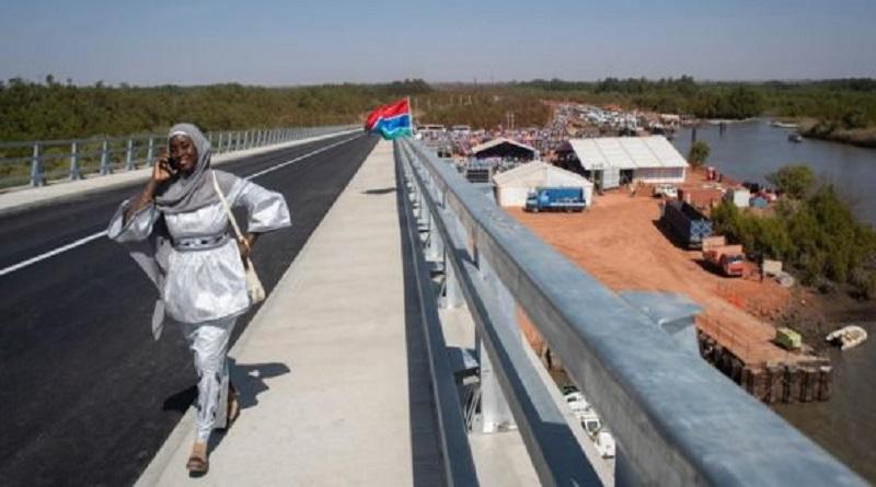 Le Sénégal et la Gambie inaugurent le pont de Farafenni, après 40 ans d'attente