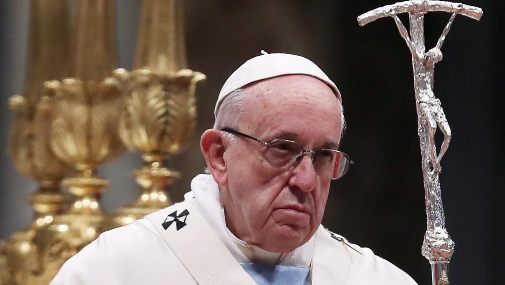 Pédophilie dans l'Eglise: le pape François écrit aux évêques américains