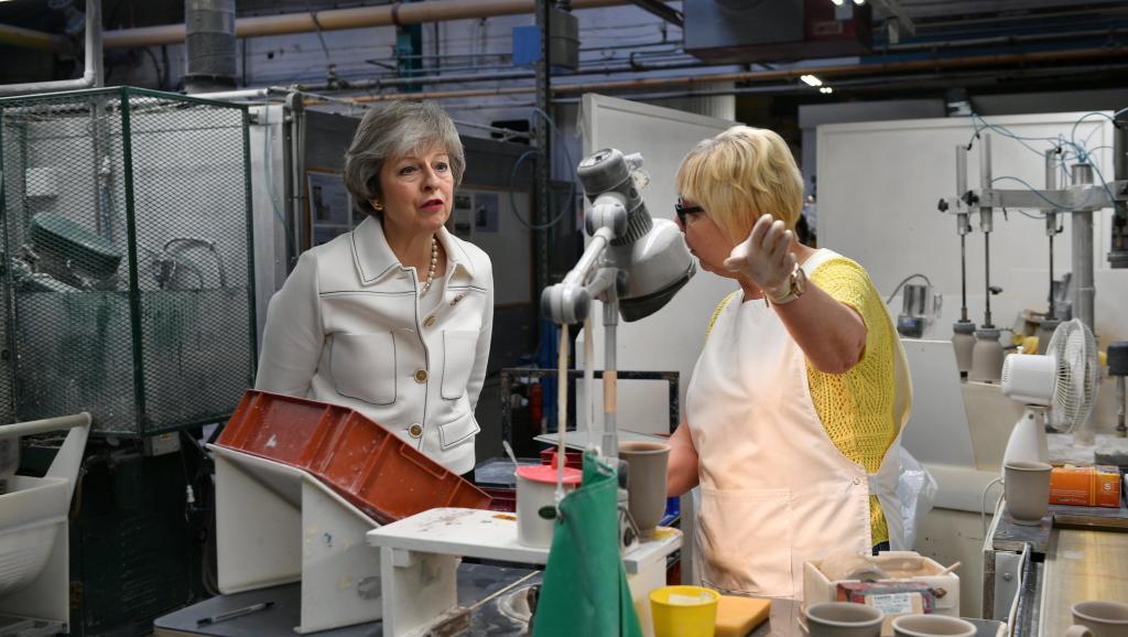 Brexit: plaidoyer de la dernière chance pour Theresa May