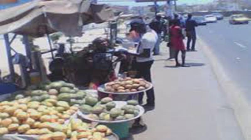 Dakar ville propre : Les commerçants de l'avenue Cheikh Anta Diop déguerpis.