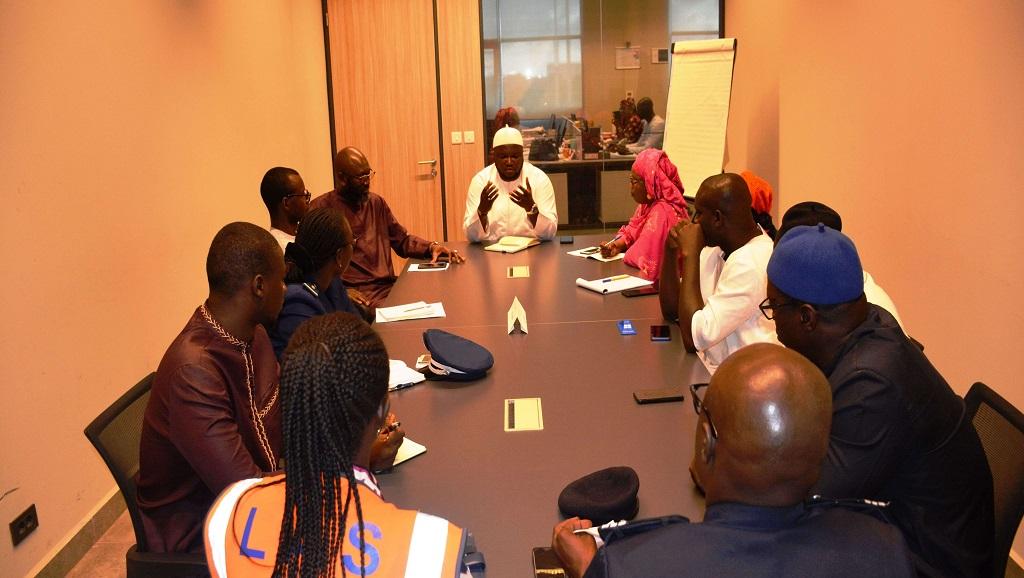 Octobre rose: Ce sera la mobilisation à l'aéroport Dakar Blaise Diagne…