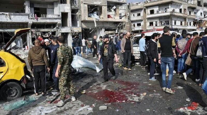 24 morts dans un attentat à Afghanistan lors d'un meeting du président Ghani.