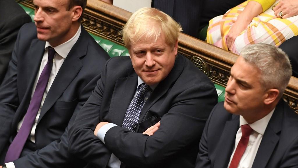 Élections au Royaume-Uni: Boris Johnson veut en faire un référendum pro-Brexit