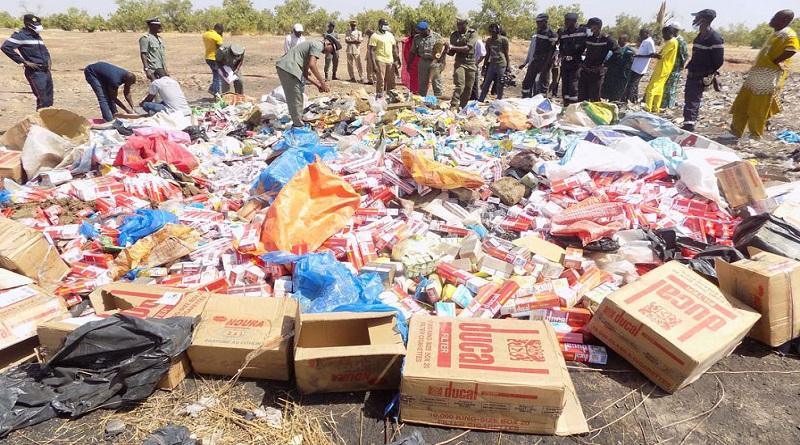 L'affaire de Toglou : « il est désormais impossible de retirer des résidus de produits après incinération » (Ousmane Mbaye, Directeur du Commerce)