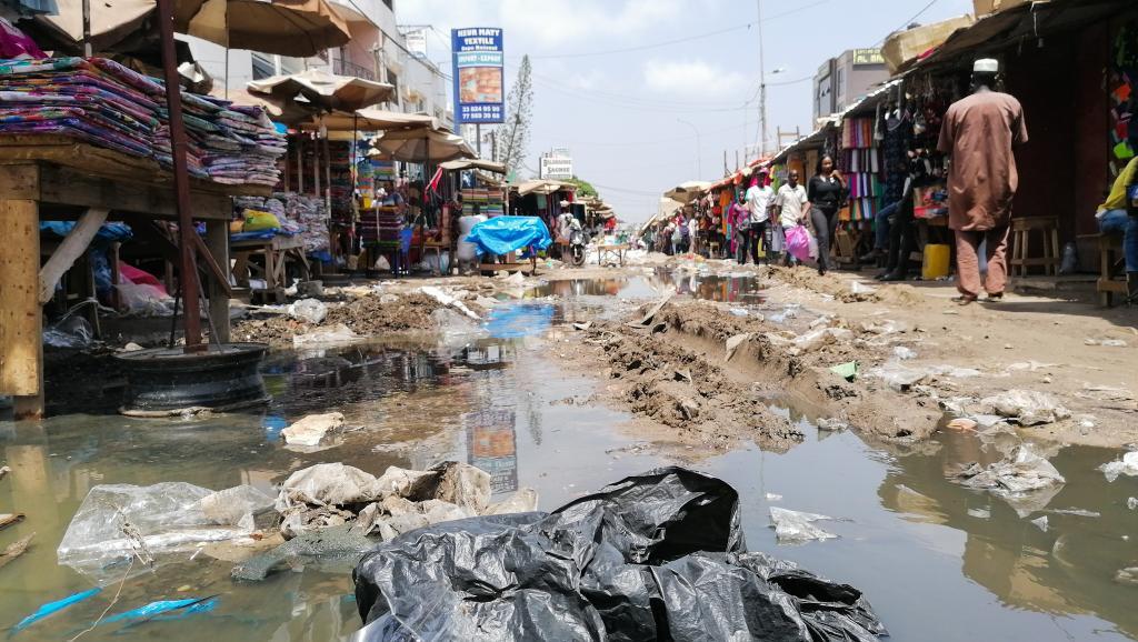 Au Sénégal, vers un projet de loi pour lutter contre l'insalubrité