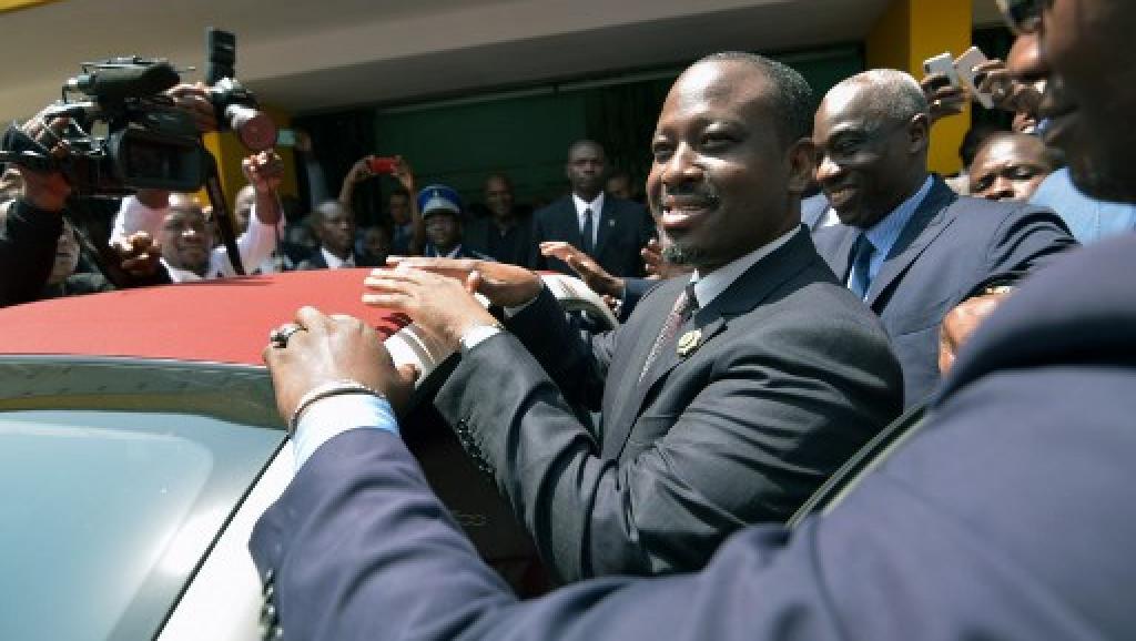 Poursuivi en Côte d'Ivoire, Guillaume Soro a rejoint l'Europe