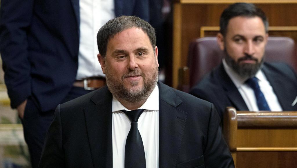 Indépendantistes catalans : le Parlement européen retire son mandat à Junqueras