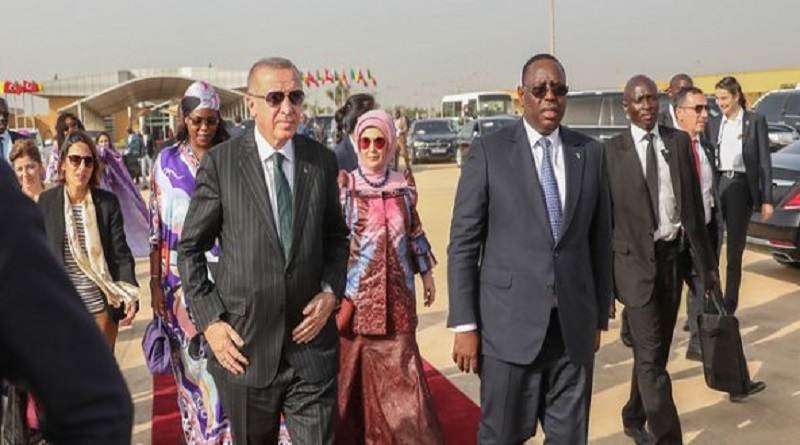 Sénégal : la société turque Summa construira le stade olympique de Diamniadio