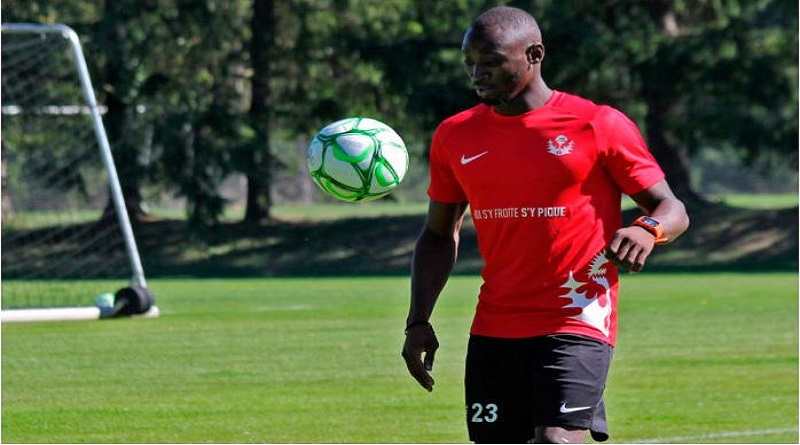 Nancy: Les regrets de Saliou Ciss