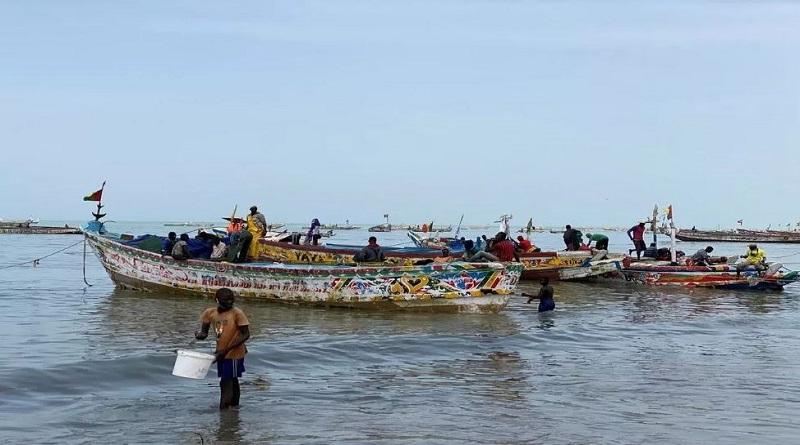 Sénégal: à Mbour, la pêche en difficulté