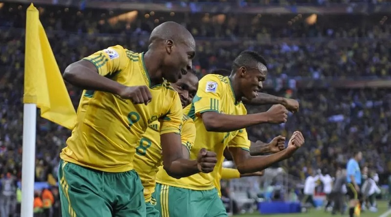 Foot: il y a dix ans, l'Afrique (du Sud) accueillait la Coupe du monde